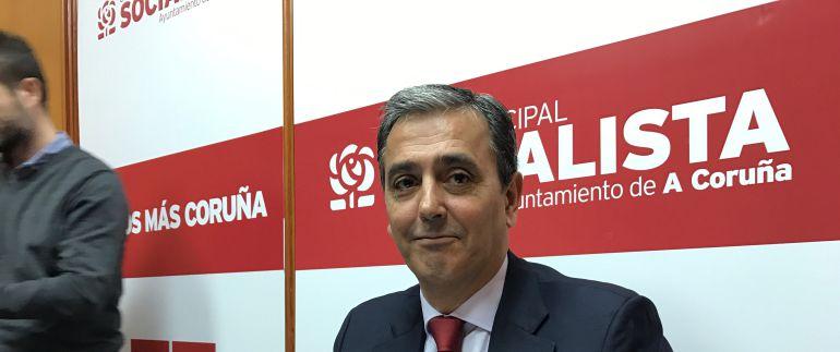 Jose Manuel García, PSOE