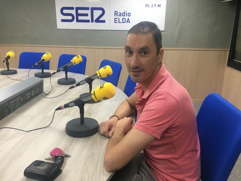 Palazón en Radio Elda Cadena SER