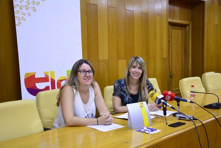 Anto Noya y Belén Alvarado