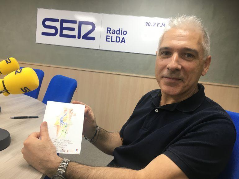 Armando Esteve en Radio Elda Cadena SER