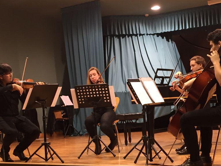 2.200 alumnos participaron este curso en las 14 escuelas de música de la provincia
