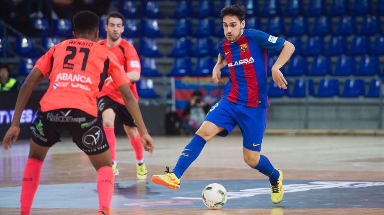Diego Quintela ficha por el Palma Futsal