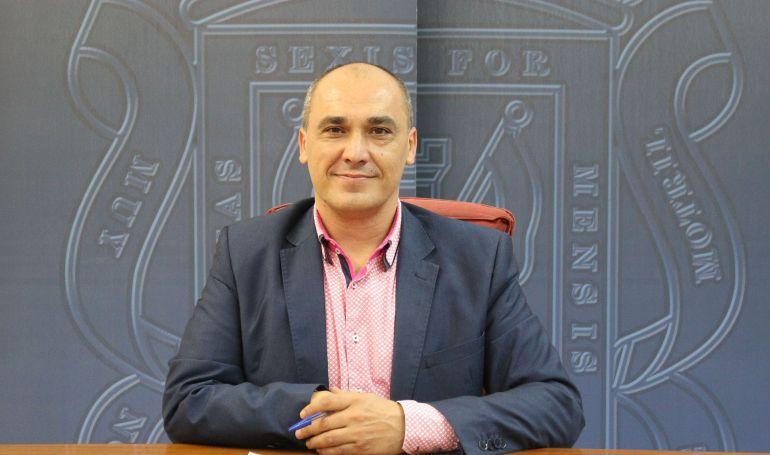 Gregorio Morales,, concejal de Servicios Sociales del Ayuntamiento de Motril