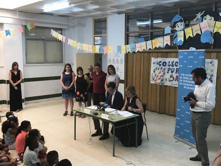 UNICEF reconoce a Murcia como 'Ciudad amiga de la infancia'
