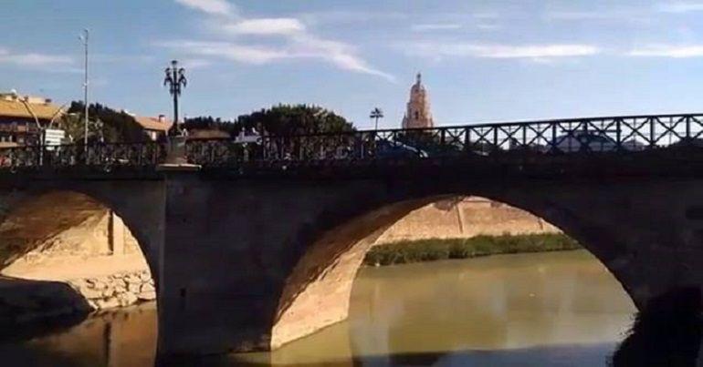 """Roque Ortiz: """"El Puente Viejo se encuentra en unas condiciones notables"""""""