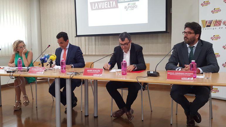 ElPozo se convierte en el mejor aliado de la Vuelta a España