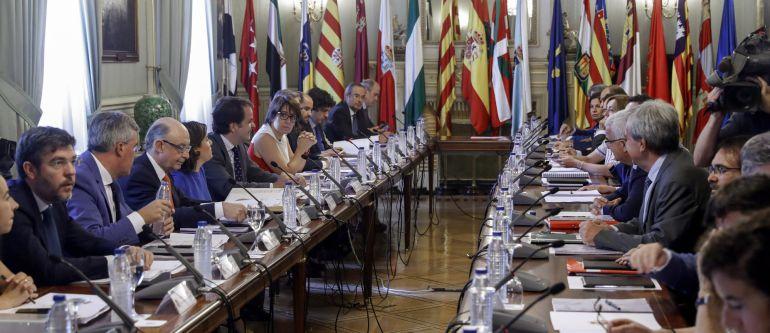 """Murcia pide acelerar la reforma de la financiación autonómica para contar con un modelo """"más justo y solidario"""""""