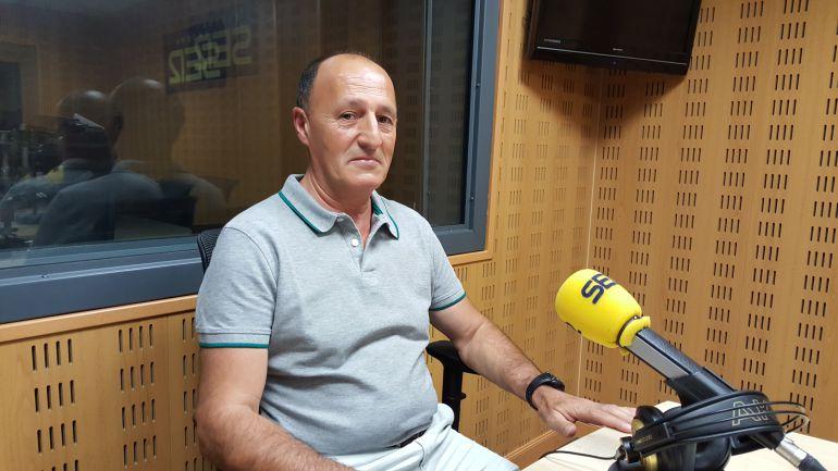 Ricardo García, presidente de ASDOPA