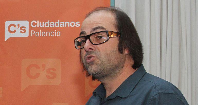Juan Cruz, Coordinador de Ciudadanos Palencia