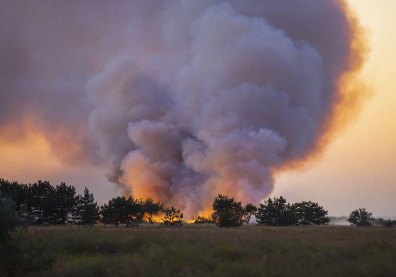Riesgo de incendio en toda la Comunidad durante la jornada del martes 18 de julio