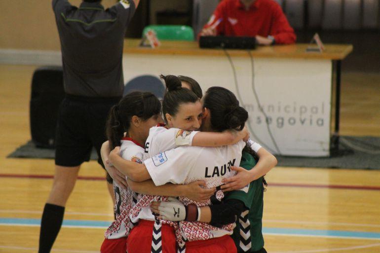La falta de presupuesto obliga al Naturpellet Futsal a renunciar al equipo femenino.