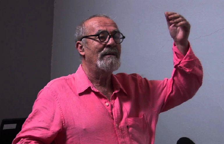 José Luis Ortiz Nuevo, director de la Bienal de Flamenco