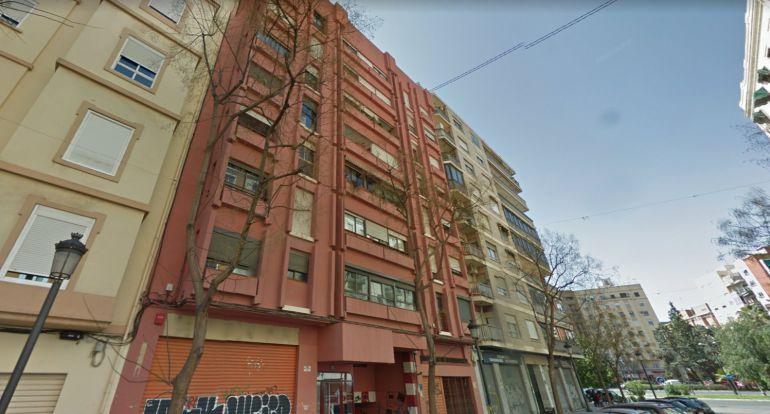 Suceso en la calle Marqués de Zenete, 29