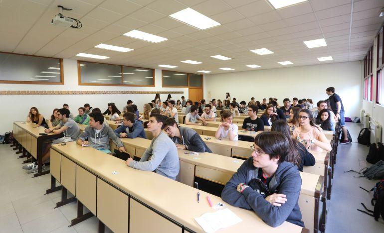 La UVA admite a 5.577 estudiantes, pero quedan en lista de espera 2.300