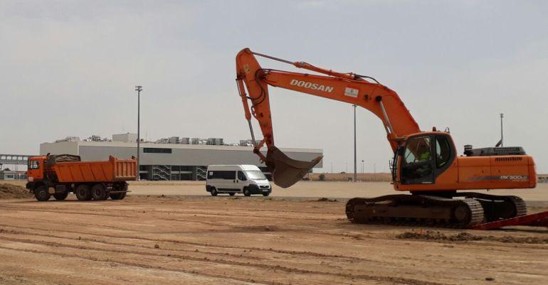 Antes de final de año el Aeropuerto estará operativo