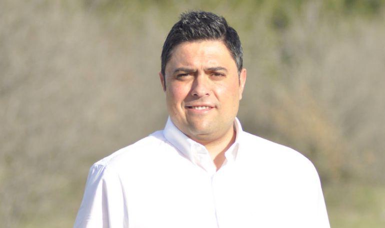 El ya exconcejal de Deportes de Coslada, Sergio Herradón.
