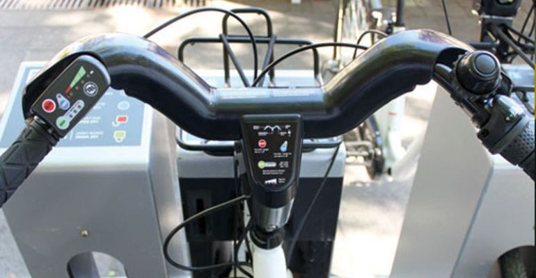 Desde el gobierno regional quieren que la tarjeta de transportes sin contacto pueda utilizarse para el servicio de alquiler de bicicletas
