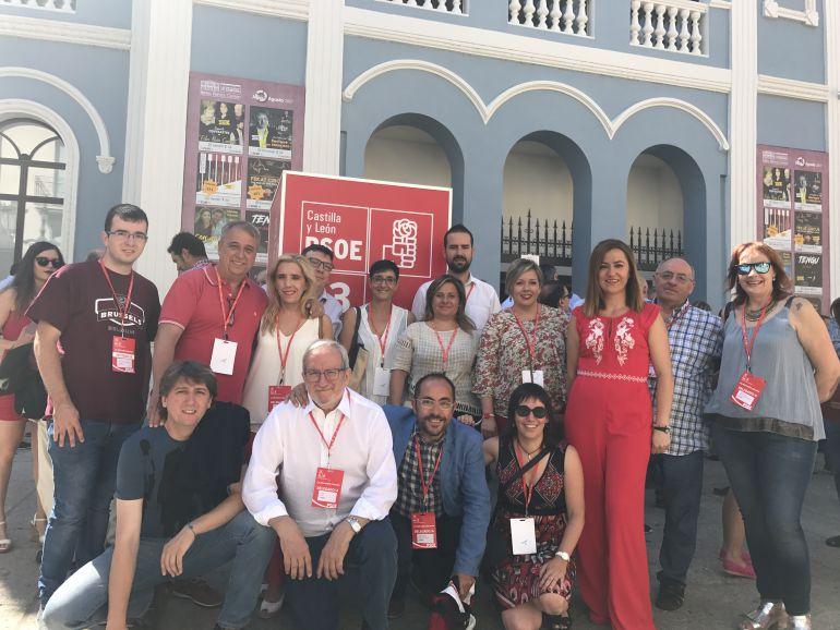El PSOE de Soria sale reforzado en el Congreso Regional del partido.