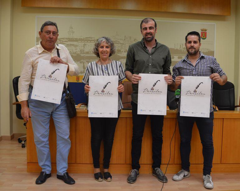 Presentada la Escuela de Escritores Persiles para el fomento literario entre los talaveranos
