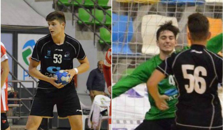Imagen de los dos jugadores.
