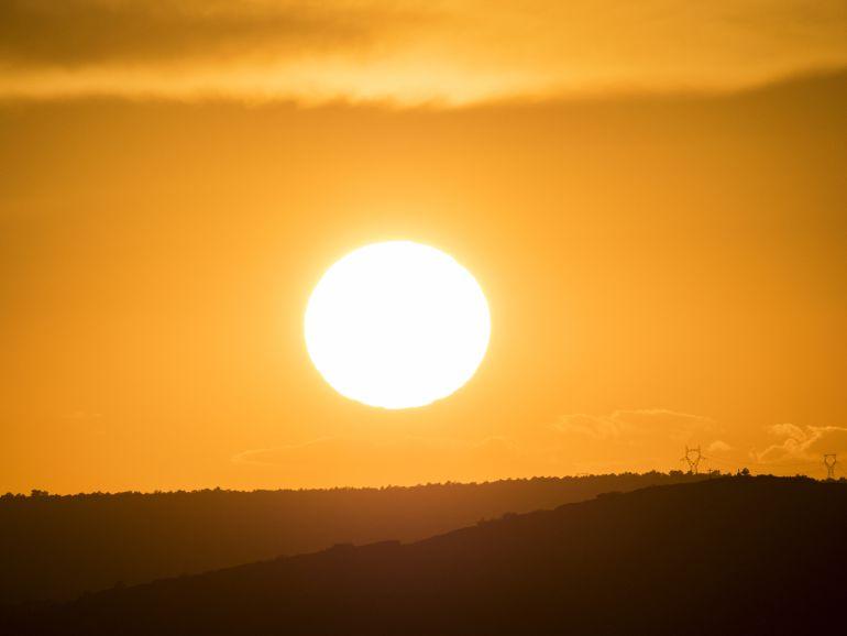 Aviso amarillo por altas temperaturas en Palencia