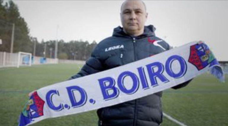 El Boiro ya tiene nuevo entrenador: El Boiro ya tiene nuevo entrenador
