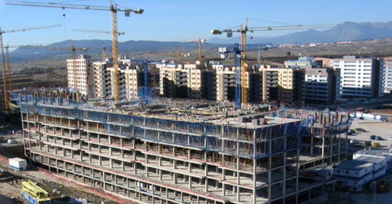 Araceli g mez fcc est decidiendo d nde se construye y d nde no en tres cantos ser madrid - Viviendas tres cantos ...