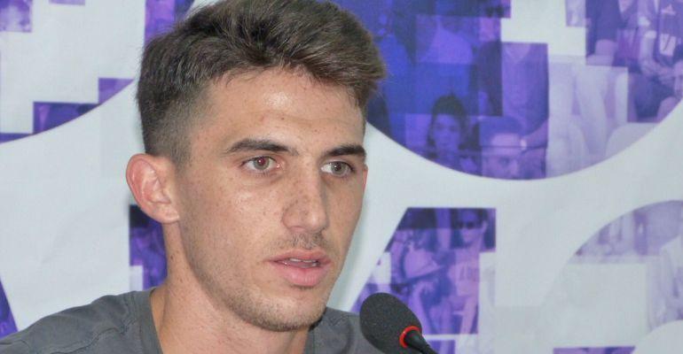 Álvaro, nuevo jugador del Real Jaén.