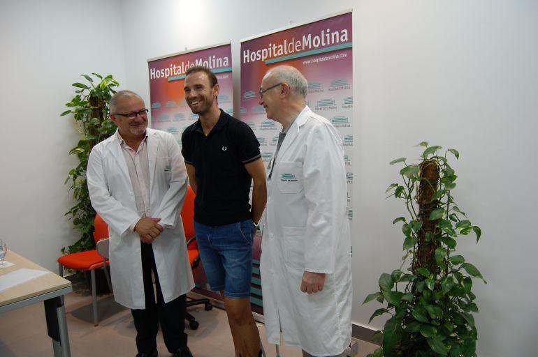 Alejandro Valverde estuvo cerca del fin de su carrera profesional
