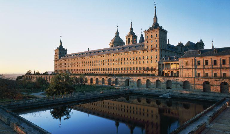 El monasterio de San Lorenzo de El Escorial es uno de los cuatro lugares madrileños que son Patrimonio de la Humanidad de la UNESCO