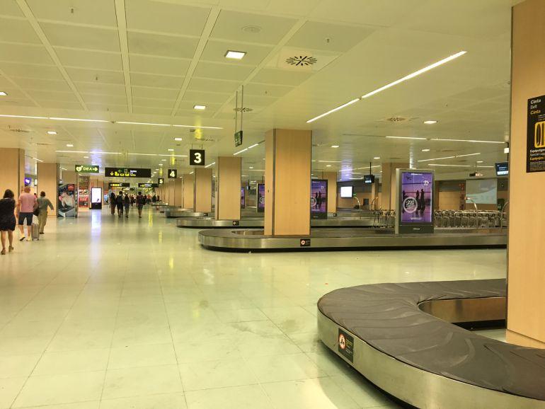 Imagen de archivo de las instalaciones aeroportuarias