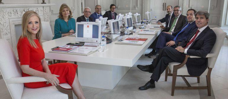 Aprobadas las comparecencias de dos consejeros de for Sede de la presidencia de la comunidad de madrid