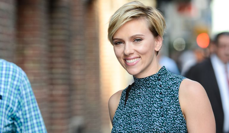Scarlett Johansson, prtagonista de 'Una noche fuera de control'