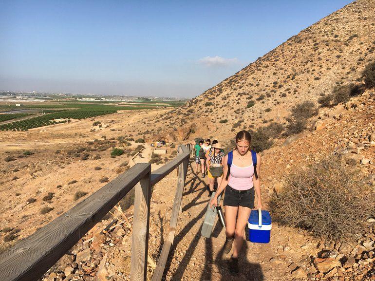 Arranca la 25ª Campaña de Excavaciones en la Sima de las Palomas del Cabezo Gordo