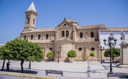 Iglesia de Porcuna.
