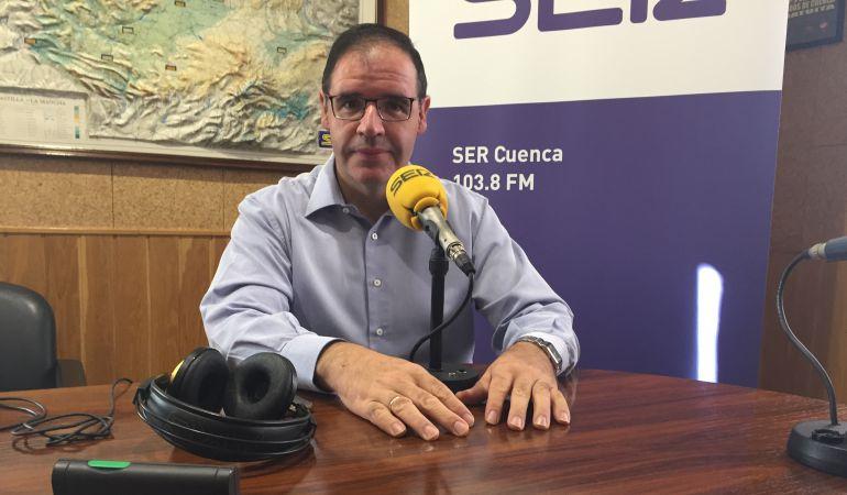 Benjamín Prieto en SER Cuenca