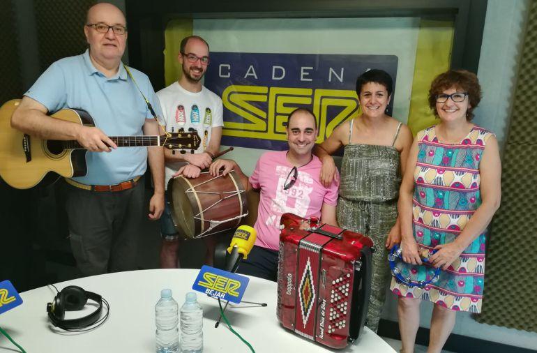 """'El viaje musical"""" llega a Candelario"""