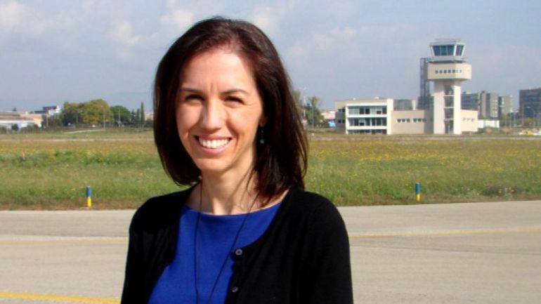 En la actualidad, Ana Molés dirige el Aeropuerto de Sabadell donde fue responsable de la puesta en funcionamiento de la nueva torre de control.