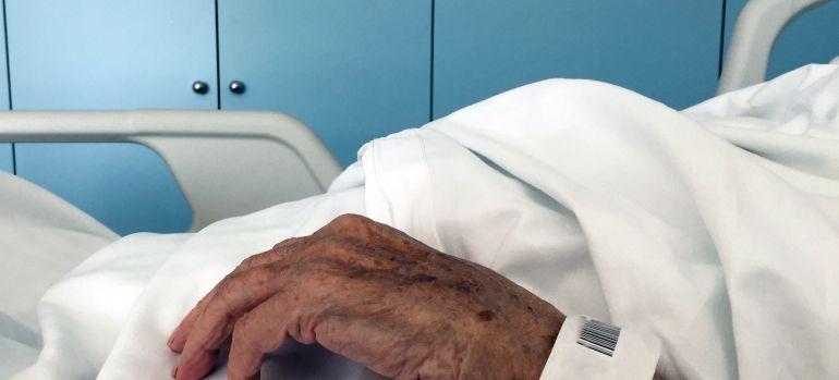 Paciente con cáncer