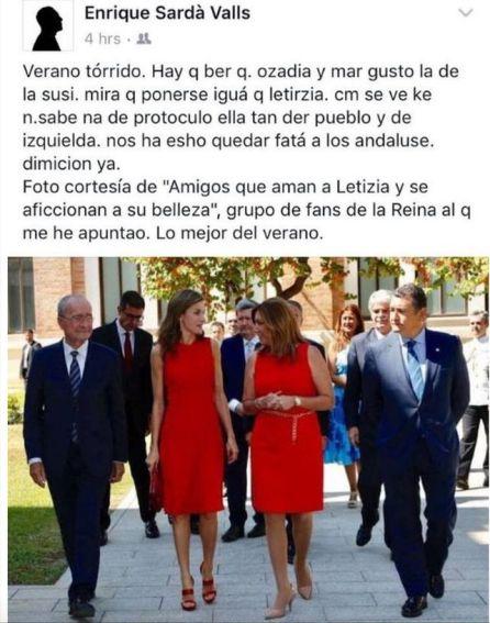 Exteriores cesa al cónsul en Estados Unidos que se rió de Susana Díaz