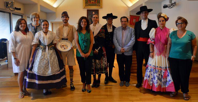 El arte de la seguidilla abarrota el Museo López Villaseñor