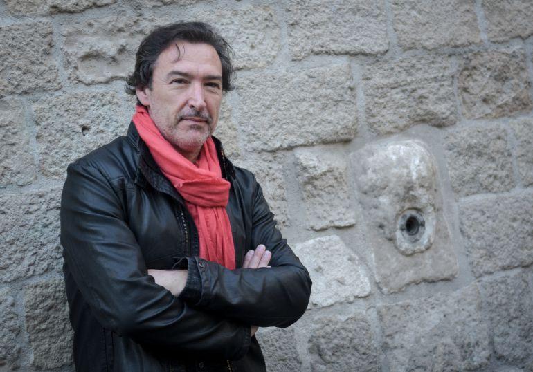 El actor Ginés García Millán en una imagen de archivo