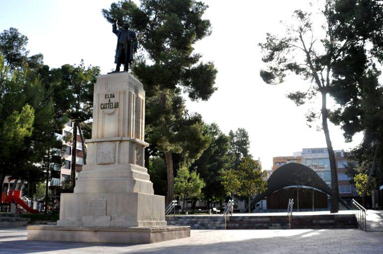 Plaza Castelar de Elda