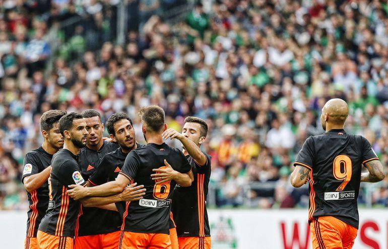 Valencia-Alavés en los cuartos de final de la Copa del Rey