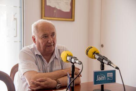 Antonio Checa, escritor.