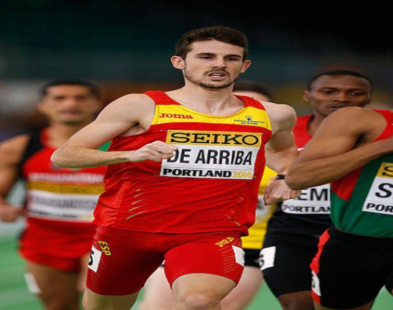 Álvaro de Arriba, en una imagen de archivo.