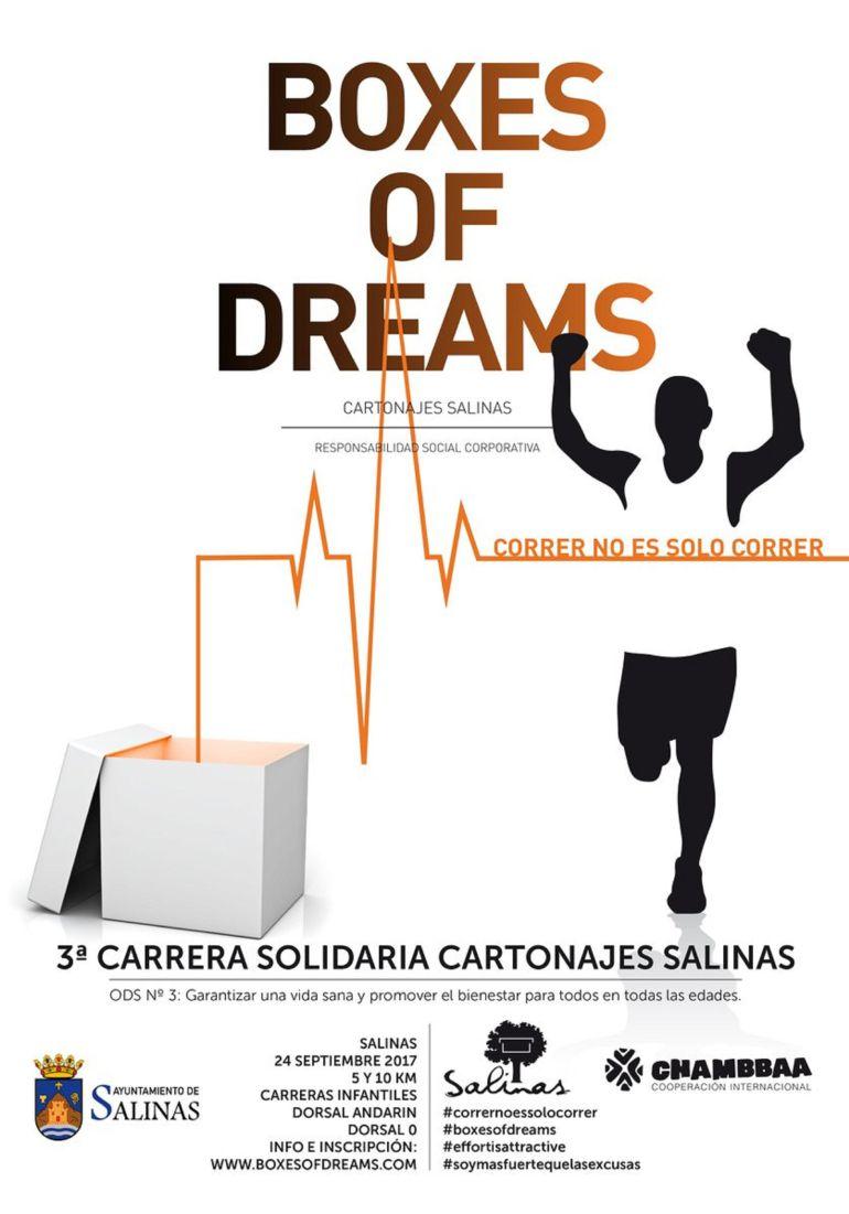 Cartonajes Salinas sigue impulsando este proyecto solidario