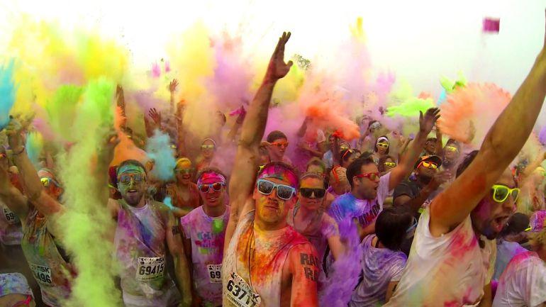 Music Run Colors: Huelva se llenará de color el próximo 23 de septiembre
