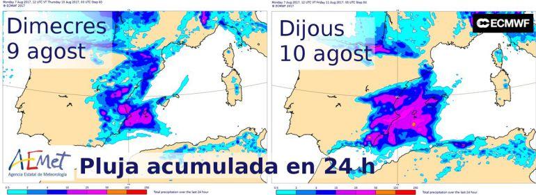 Drástica bajada de temperaturas a partir de este miércoles en Menorca