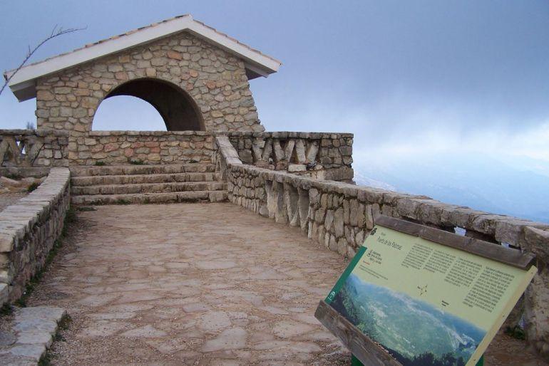 Mirador del Puerto de las Palomas